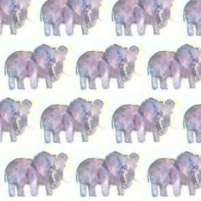 Twilight Elephant