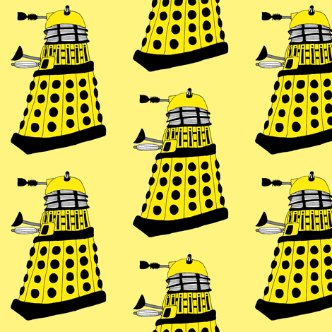 Dalek Yellow