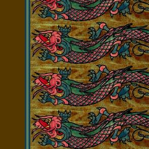 Bali Dragon / border