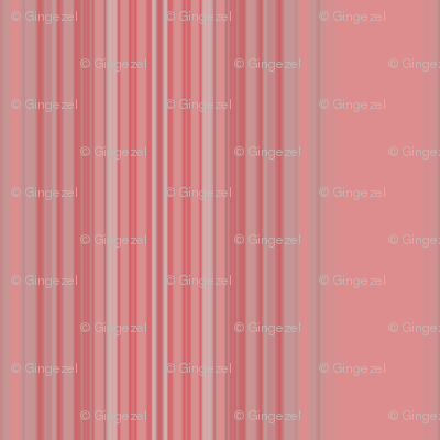 Peach Broad Stripe © Gingezel™ 2012