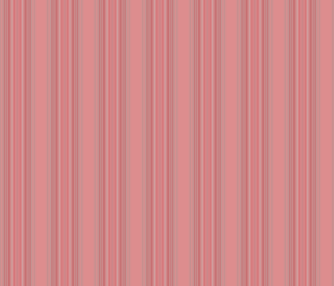Peach Broad Stripe © Gingezel™ 2012 fabric by gingezel on Spoonflower - custom fabric
