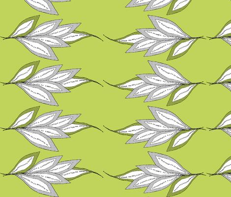 filagree fabric by mugsy&lulu on Spoonflower - custom fabric