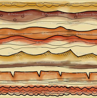 It's Sedimentary