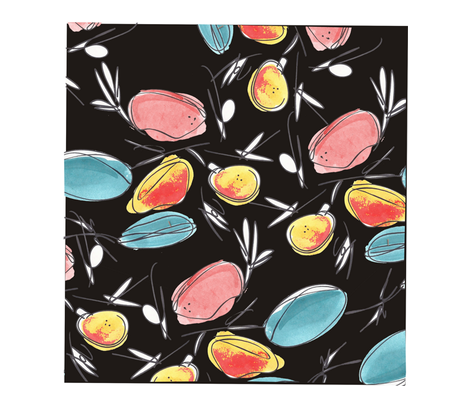 bohemius fabric by bohemia on Spoonflower - custom fabric