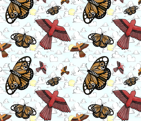 Pattern2 fabric by kbrill on Spoonflower - custom fabric