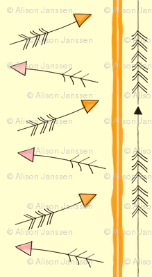 boho arrows