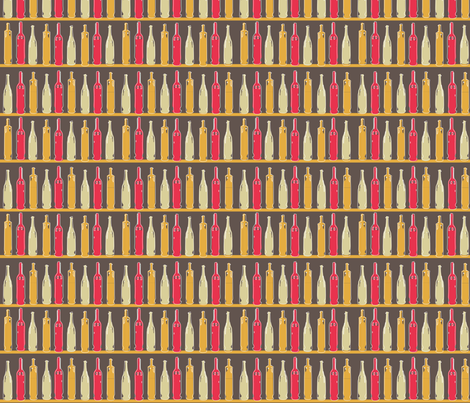 well stocked fabric by kociara on Spoonflower - custom fabric