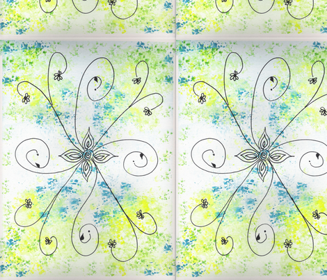 desgin fabric by christinalee on Spoonflower - custom fabric