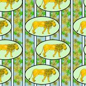 Dandy Lion (dandelion + lion)