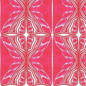 Crimson Mint Wave