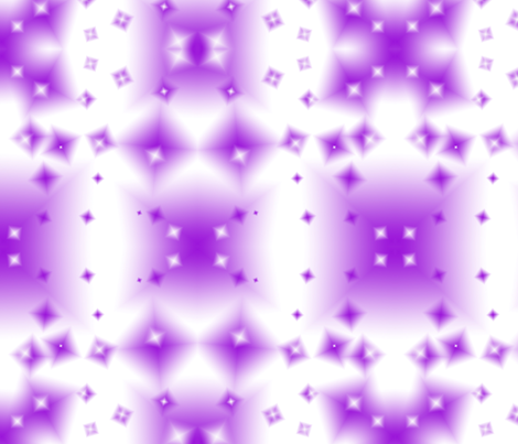 Purplestars fabric by kali_d on Spoonflower - custom fabric