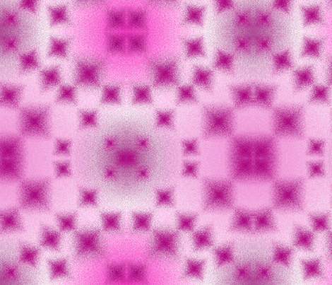 PinkGraffStars fabric by kali_d on Spoonflower - custom fabric