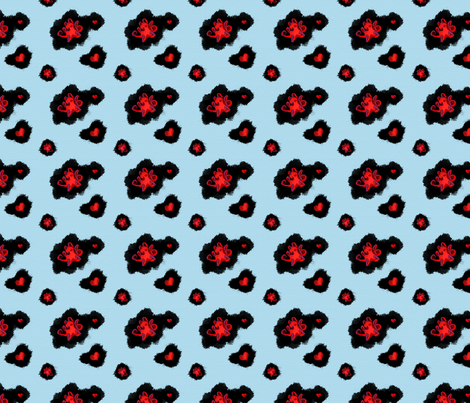 octopusINK fabric by rbitfrog on Spoonflower - custom fabric