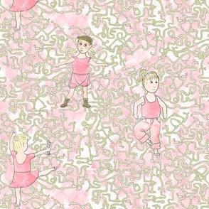 Ballerina Plumber