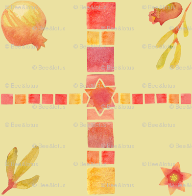 granada tile_yellow ochre