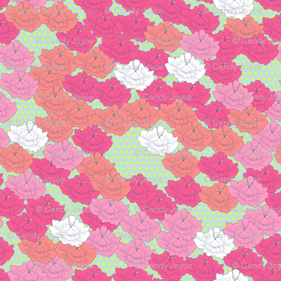 Spring Stitch Flowers