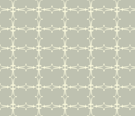 crux wedgewood fabric by golden_tangerine on Spoonflower - custom fabric