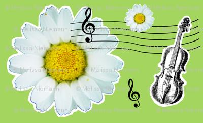 st cecilia's violin