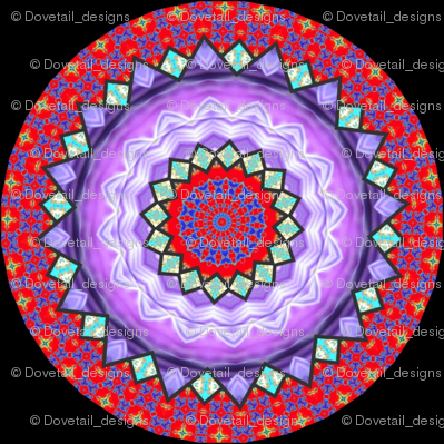 Flower Power 11 Mandala