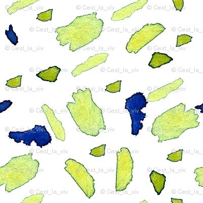 cestlaviv_daisy leaves