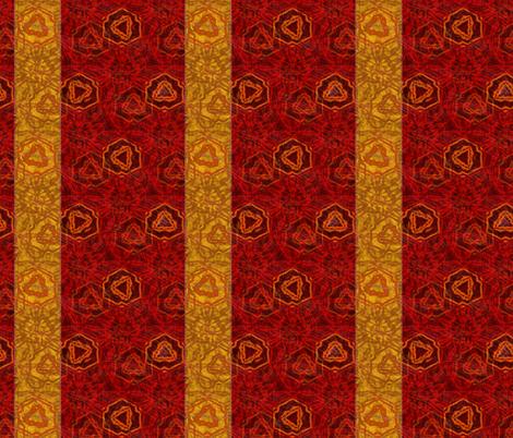 Trinity Triangles fabric by wren_leyland on Spoonflower - custom fabric