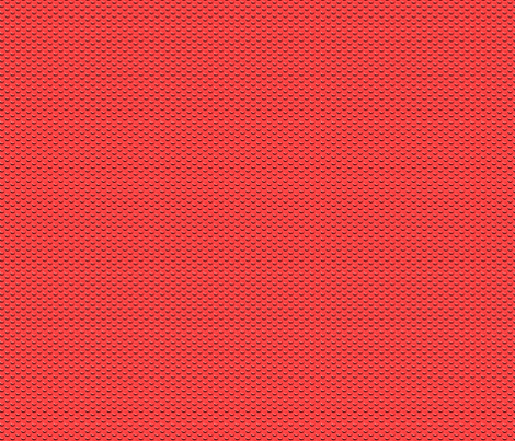 building bricks red fabric by spacefem on Spoonflower - custom fabric