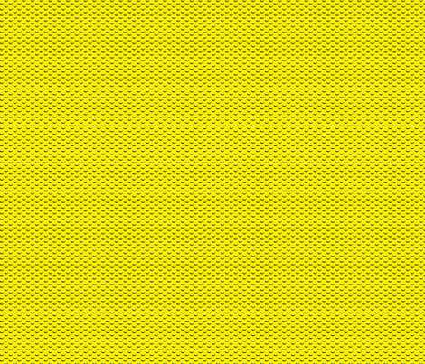 Building bricks yellow fabric by spacefem on Spoonflower - custom fabric