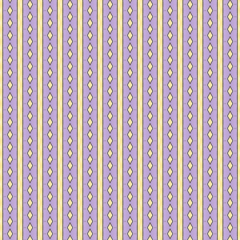 Spring Stripe fabric by siya on Spoonflower - custom fabric