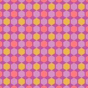 Hexie Hive - Plum