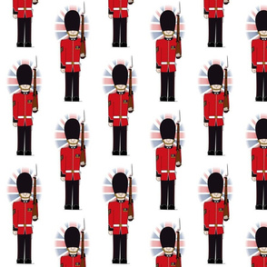 The Queens Guards