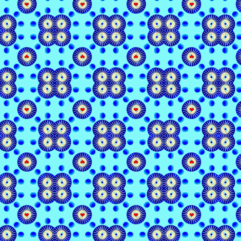 Ditzy Balls fabric by robin_rice on Spoonflower - custom fabric