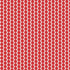 thermos polka dot