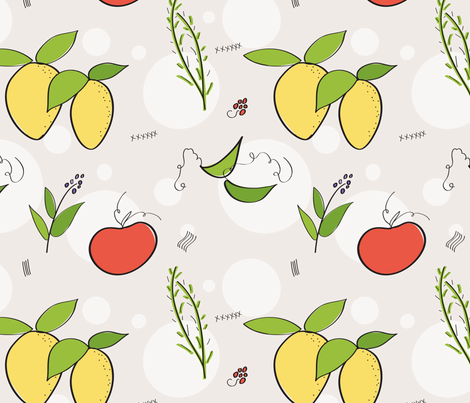 drewsgardenfabricSF fabric by maggiemaemoore on Spoonflower - custom fabric