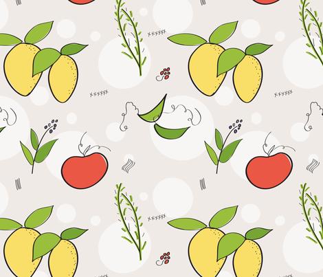 drewsgardenfabricSF fabric by maggiemaemoore on Spoonflower - custom fabric