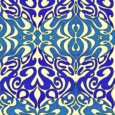 Warf Warp fabric by whimzwhirled on Spoonflower - custom fabric
