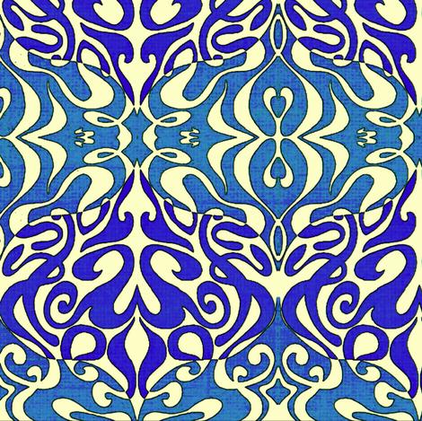 Warf Warp fabric by whimzwhirled on Spoonflower - custom fabric