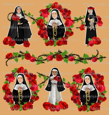 Nuns N' Roses 3