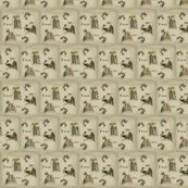 Rrrrrcats_birs_bees_fabric_linedrawing_fabric_colored_shop_thumb