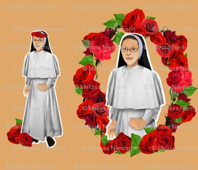Nuns N' Roses Dominican sisters