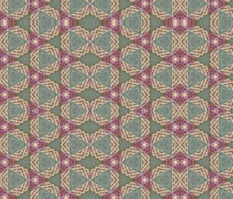 Chekov's Triangles fabric by anniedeb on Spoonflower - custom fabric