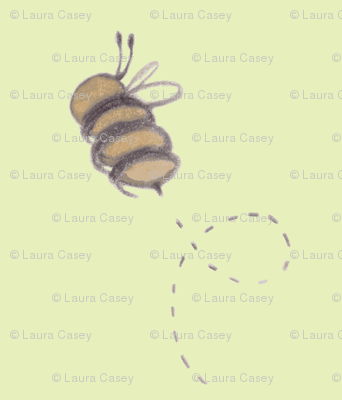 Buzz Bee yellow