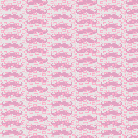 GEO_Stache fabric by smgarcia on Spoonflower - custom fabric