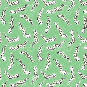 snakes_green