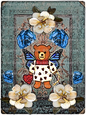 vintage_teddybear_with_butterfly_wings_and_roses