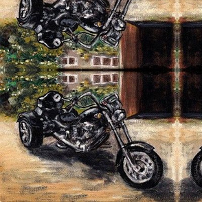 trike_motorcycle_oilpainting