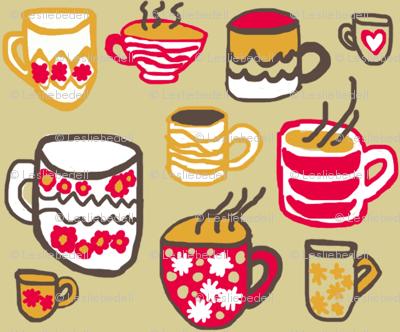 Warm Mugs