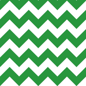 Green Chevron