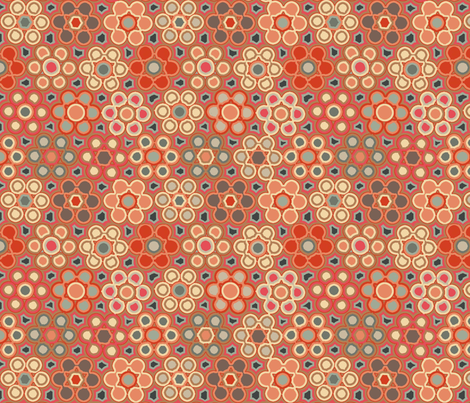 leslie__tiles fabric by lfntextiles on Spoonflower - custom fabric