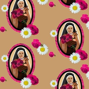 Saint Therese A Little Flower