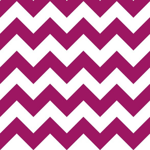 Red-Purple Chevron